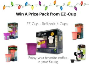 Giveaway! Enter to win a Prize Pack from EZ-Cup!!
