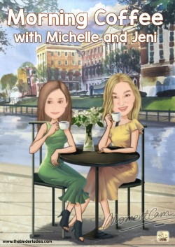 Morning Coffee with Michelle and Jeni