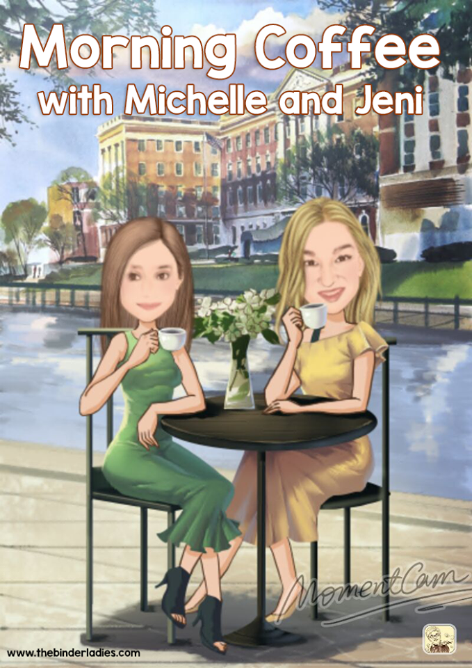 Morning Coffee with Michelle & Jeni