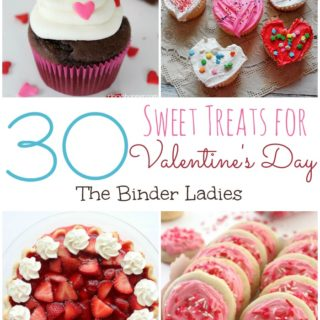 30 Sweet Treats for Valentine's Day