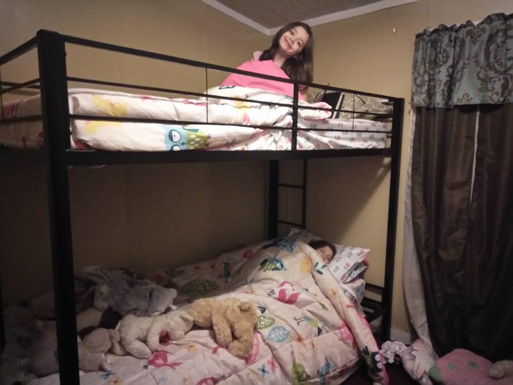 Bunk Bed Fun!