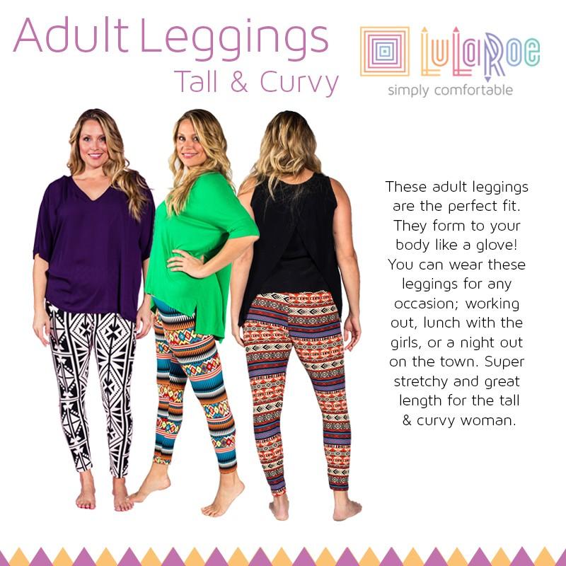 Lularoe Adult Leggings