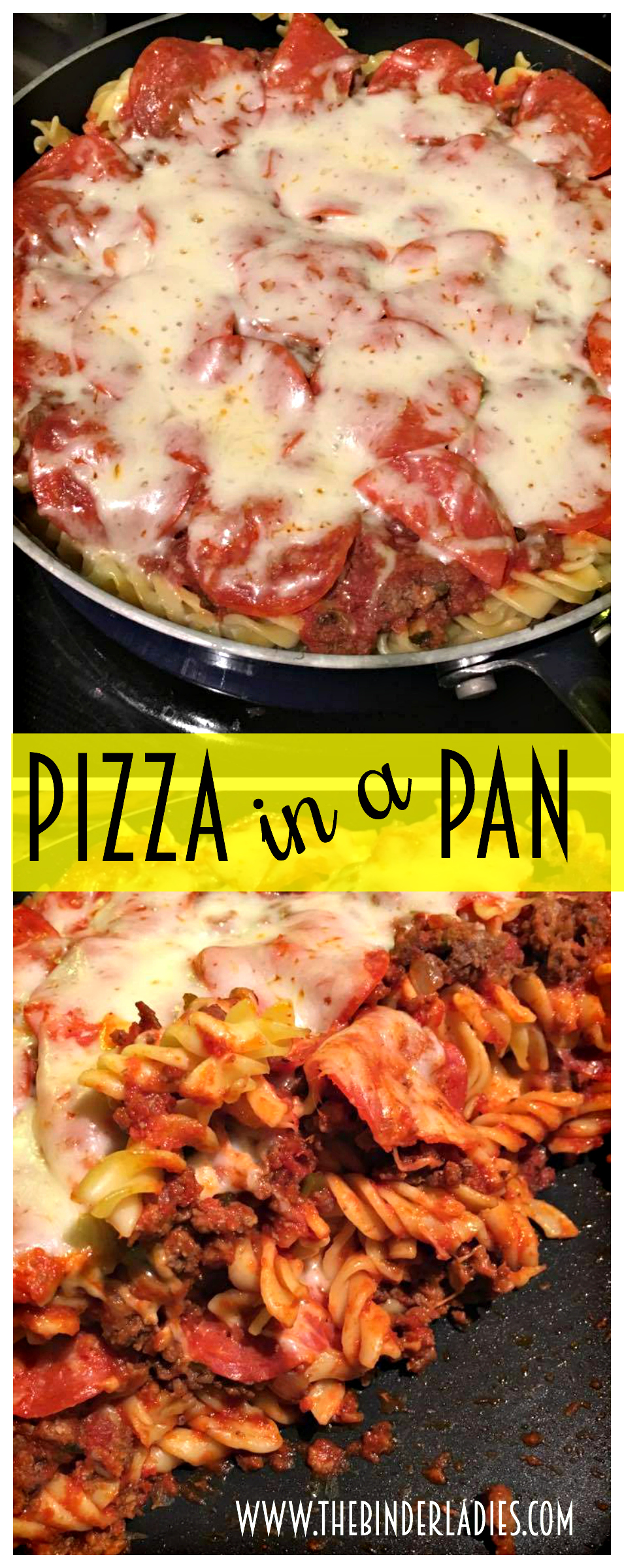Pizza in a Pan Recipe