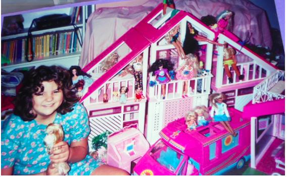 Barbie 1993 vs 2017