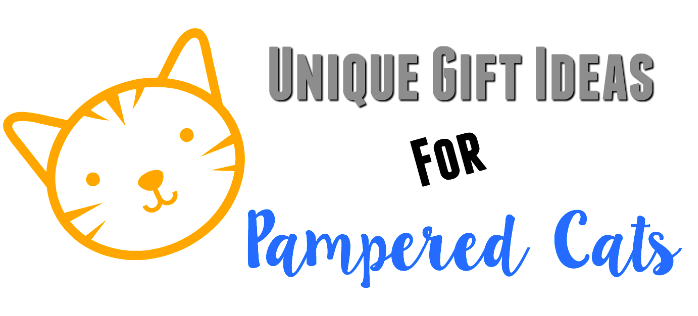 Unique gifts for pampered cats