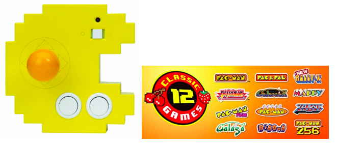 PacMan Plug in Play Game