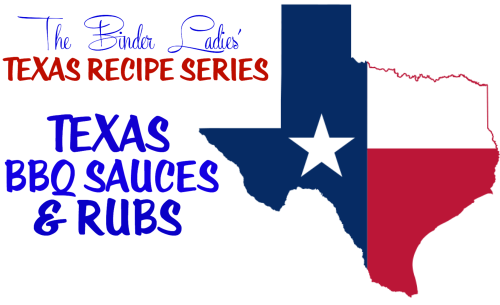 Texas Recipe Series - Texas BBQ Sauces & Rubs