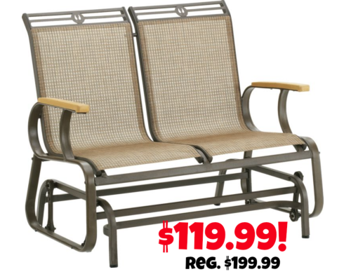 Rocker lounger $119.99! Regularly $199.99