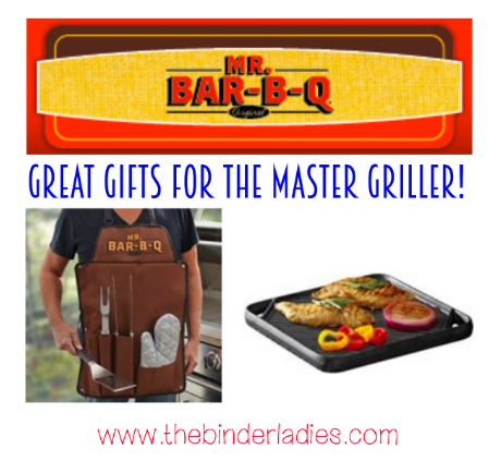 Mr. Bar-B-Q Gift ideas