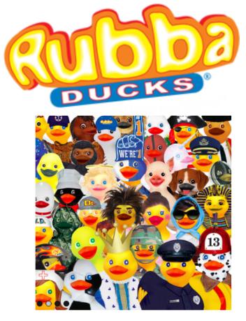 Rubba Ducks