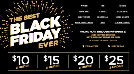 Kohls.com Black Friday Deals!