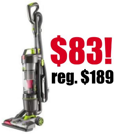 Hoover Vacuum $83! reg. $189