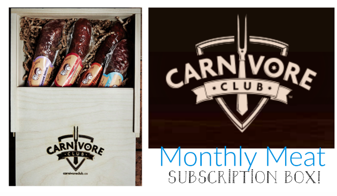 Carnivore Club Monthly Meat Subscription Box