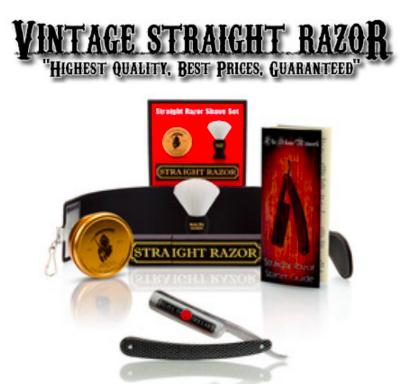 Vintage Straight Razor Review