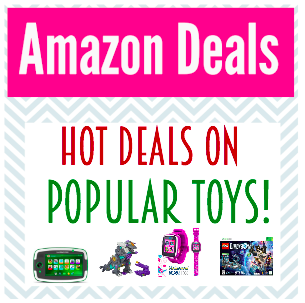 Hot Amazon Toy Deals