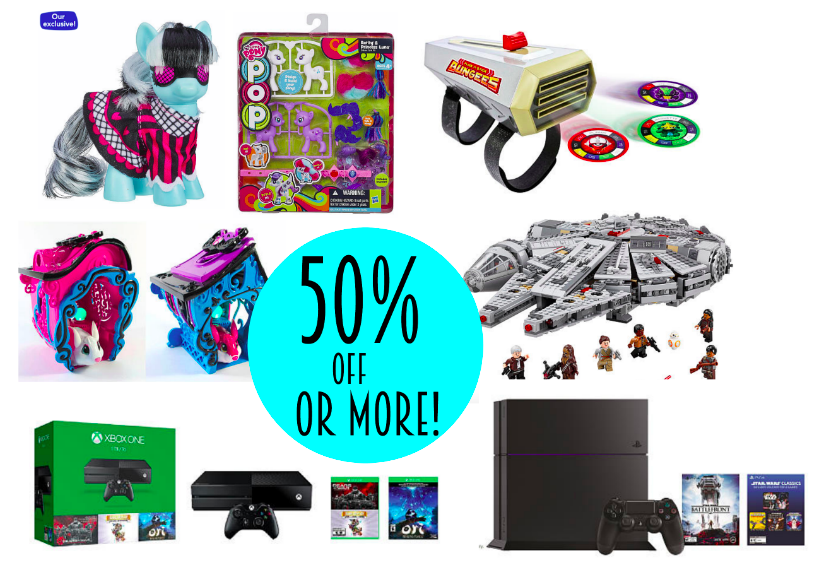 Amazing Deals at Toys R Us