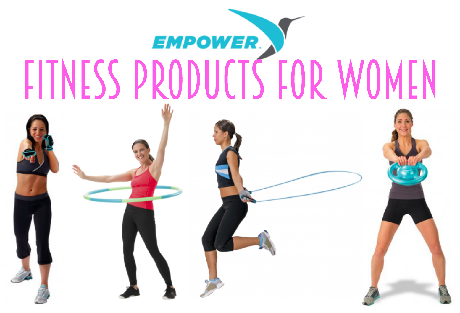 Empower Fitness products for women