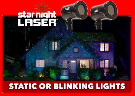Star Night Lasers