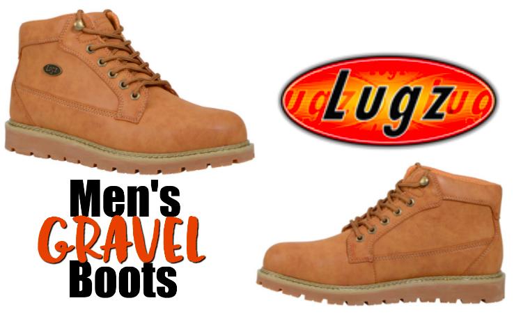 Lugz Men's Gravel Boots