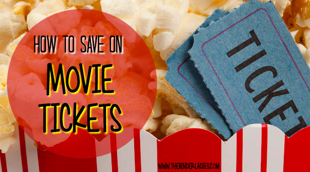 How to save on movie tickets