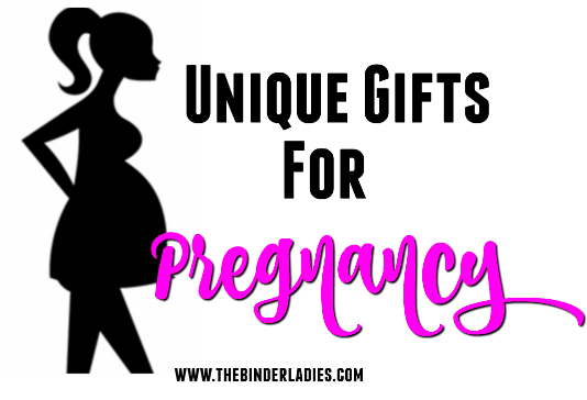 Unique Gifts for Pregnancy