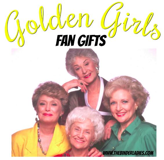 Golden Girls fan gifts