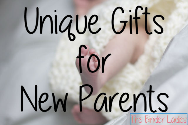 Unique Gifts for New Parents