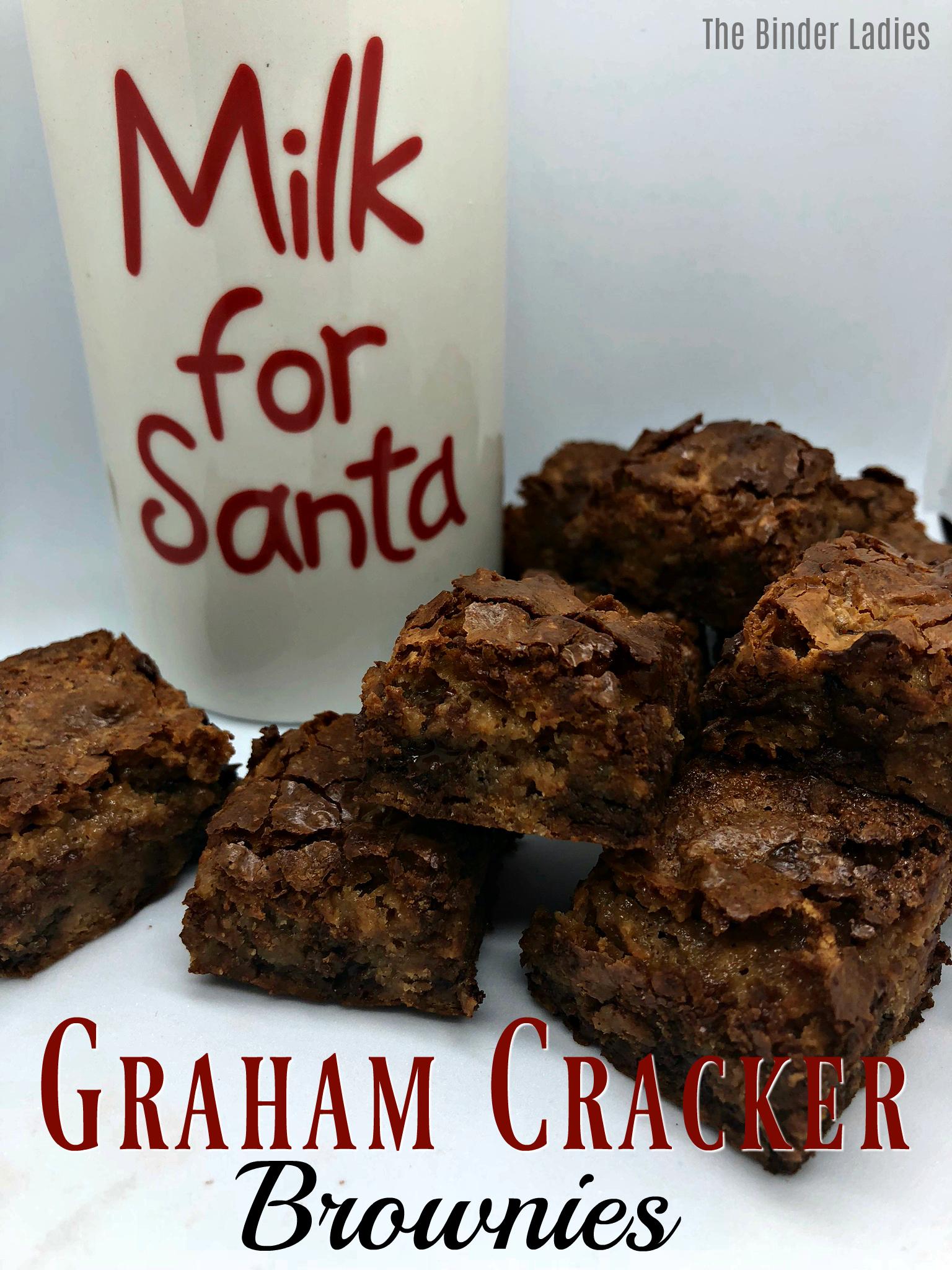 Graham Cracker Brownies Recipe